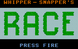 Thumbnail of other screenshot of Whipper-Snapper's Race