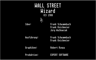 Thumbnail of other screenshot of Wall Street Wizard