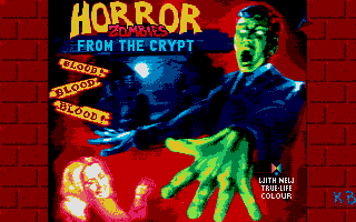 Thumbnail of other screenshot of Horror Zombies From The Crypt