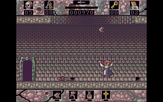 Screenshot of Horror Zombies From The Crypt
