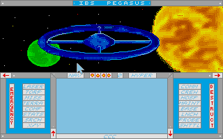 Screenshot of IBS Pegasus