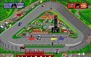 Screenshot of Indy Heat