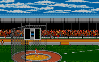 Screenshot of International Championship Athletics