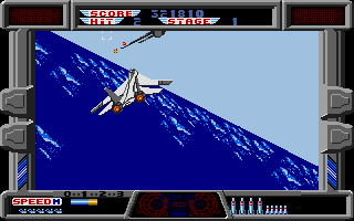 Screenshot of Afterburner