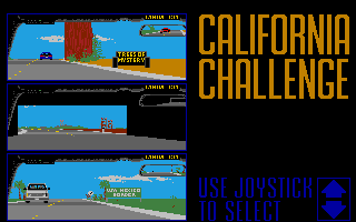 Thumbnail of other screenshot of Test Drive II - California Challenge