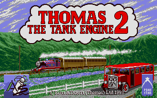 Thumbnail of other screenshot of Thomas the Tank Engine II