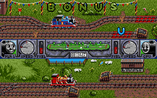 Screenshot of Thomas the Tank Engine II