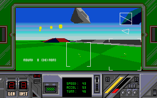 Screenshot of Thunderstrike