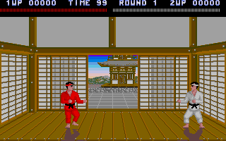 Large screenshot of Chinese Karate