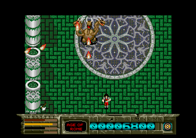 Screenshot of Time Soldier