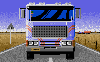 Screenshot of On The Road