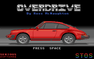 Screenshot of Overdrive