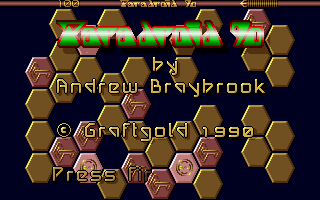 Thumbnail of other screenshot of Paradroid 90