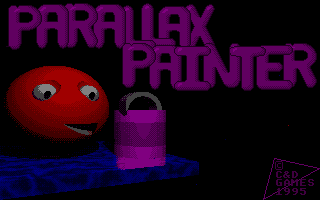 Screenshot of Parallax Painter