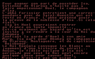 Screenshot of Passagers Du Vent II, Les