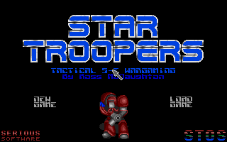 Screenshot of Star Troopers
