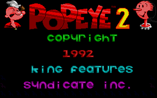 Thumbnail of other screenshot of Popeye 2