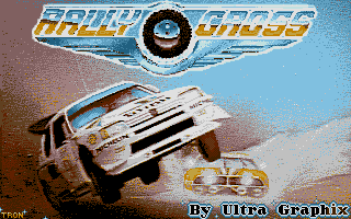 Screenshot of Rally Cross