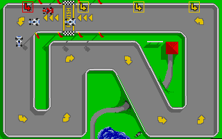 Thumbnail of other screenshot of Radio Controlled Racer