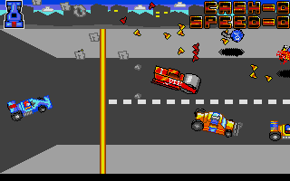 Screenshot of Roadkill 2