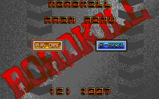 Screenshot of Roadkill