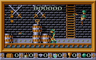 Large screenshot of Robin Hood - Legend Quest