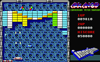 Thumbnail of other screenshot of Arkanoid