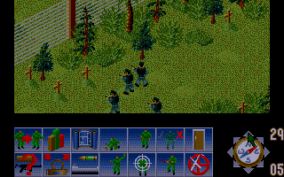 Screenshot of Sabre Team