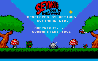 Thumbnail of other screenshot of Seymour Goes To Hollywood