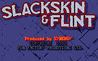 Screenshot of Slackskin & Flint