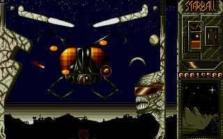 Screenshot of Starball