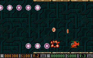 Screenshot of Blood Money