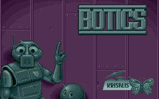 Screenshot of Botics