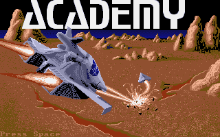 Thumbnail of other screenshot of Academy - Tau Ceti II