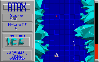 Screenshot of Atax