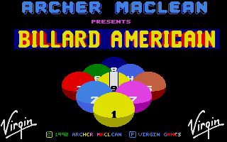 Thumbnail of other screenshot of Billard Americain
