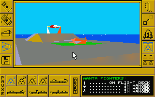 Screenshot of Carrier Command