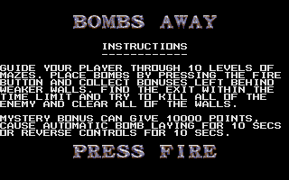 Thumbnail of other screenshot of Bombs Away