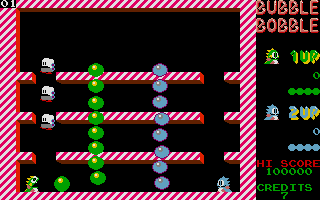 Thumbnail of other screenshot of Bubble Bobble