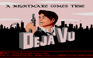 Thumbnail of other screenshot of Deja vu
