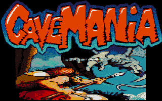 Screenshot of CaveMania