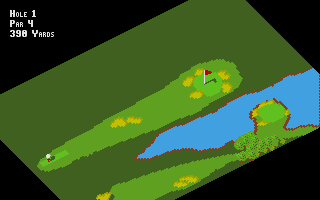Thumbnail of other screenshot of Challenge Golf