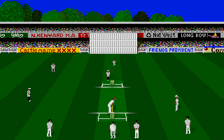 Screenshot of Championship Cricket
