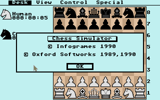 Thumbnail of other screenshot of Chess Simulator