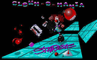 Thumbnail of other screenshot of Clown-O-Mania