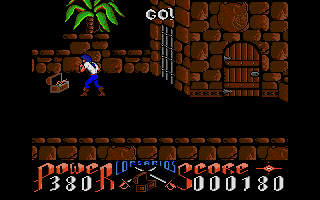 Screenshot of Corsarios