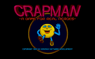 Screenshot of Crapman