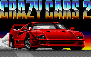 Thumbnail of other screenshot of Crazy Cars 2