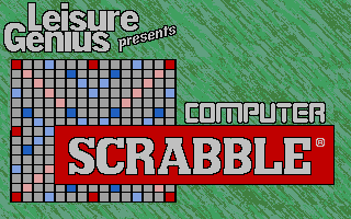 Thumbnail of other screenshot of Scrabble De Luxe