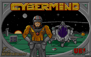 Thumbnail of other screenshot of Cybermind - Planet of Riddle